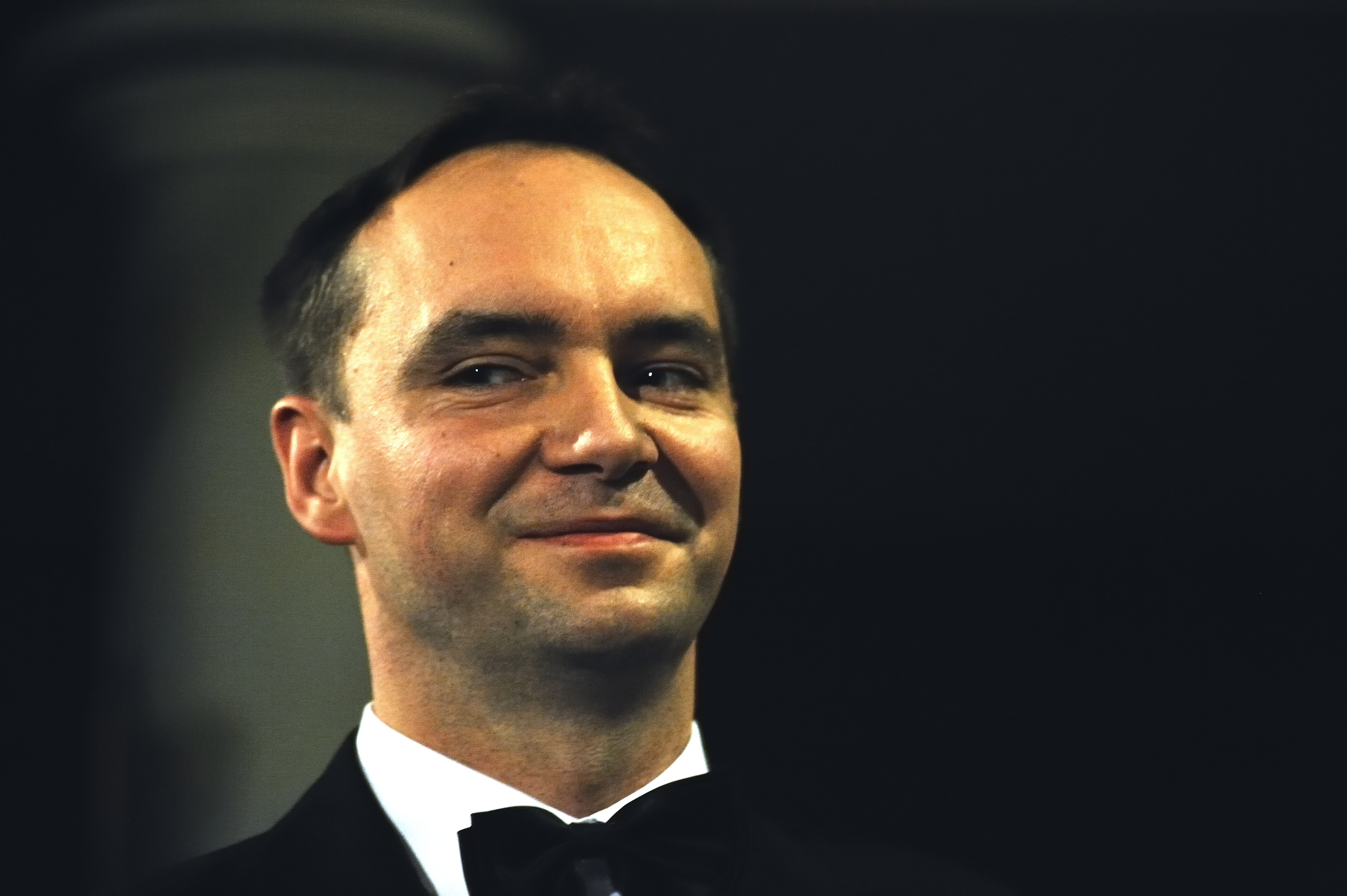 Conductor Sebastian Gunerka